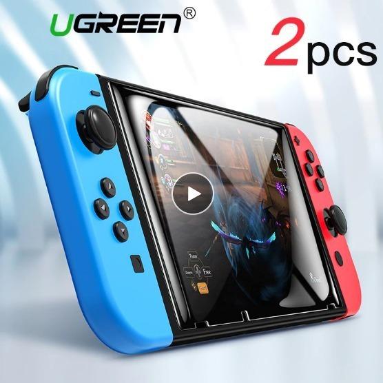 Película Nintendo Switch - Ugreen (2 Unidades)