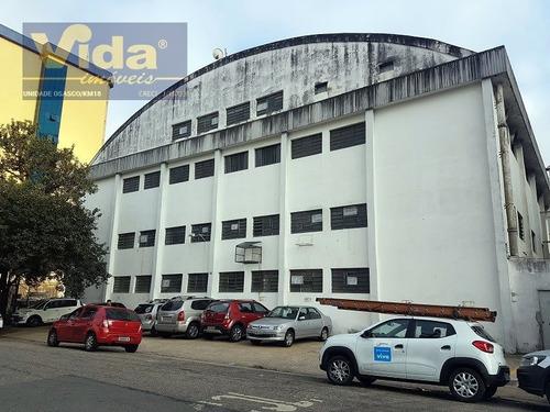 Imagem 1 de 8 de Galpão Em Barra Funda  -  São Paulo - 41229