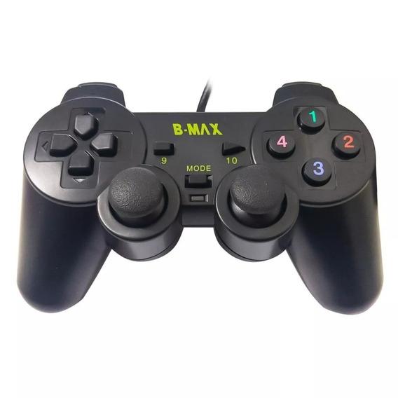 Controle Game Com Fio Para Pc / Notebook B-max Bm-321