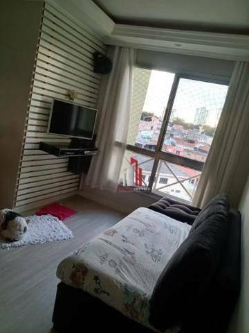 Apartamento Com 2 Dormitórios À Venda, 52 M² Por R$ 289.700,00 - Vila Cruz Das Almas - São Paulo/sp - Ap0888