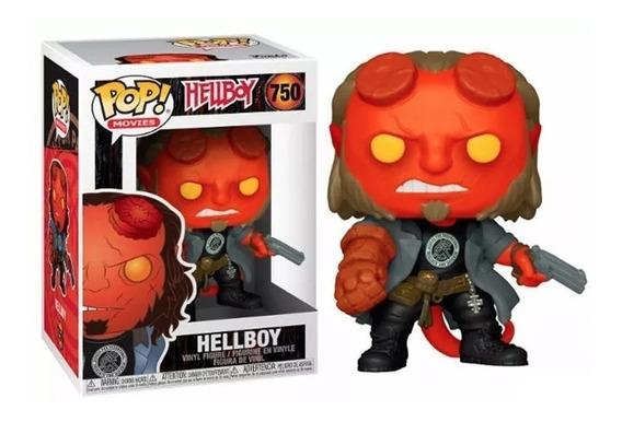 Funko Pop - Hellboy 750
