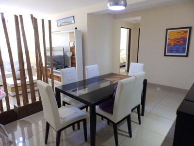 Vendo Apartamento Amoblado En Ph San Francisco Bay 18-4917**