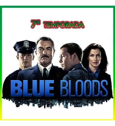 Imagem 1 de 3 de Blue Bloods 7ª Temporada - 7 Dvds [2017] Serie Legendada