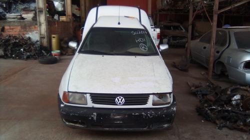 Sucata Volkswagen Van 99 Para Vendas De Peças