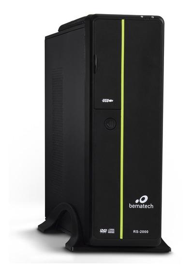 Computador Bematech Rs-2100 Intel Cel 2.8 Frente De Caixa
