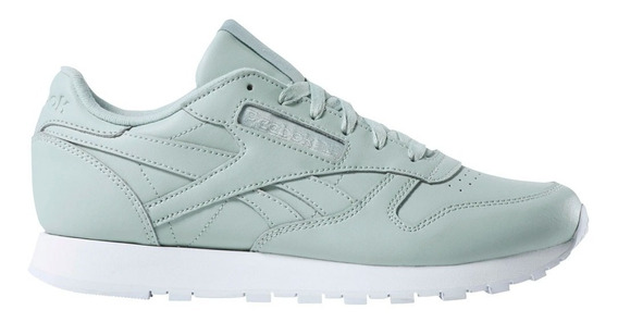 Tenis Atleticos Classic Leather Hombre Reebok Dv3724