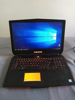 Notebook Gamer Alienware R3 17 4k