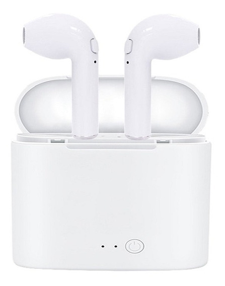 Foninho De Ouvido Bluetooth I7s Tws iPhone/android Branco