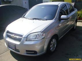 Chevrolet Aveo Base - Automatico