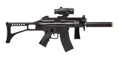 Rifle De Airsoft Elétrico Gameface Tac R91 Toy - Crosman