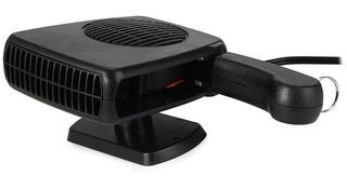 Caloventor Para Auto Portatil Desempañador Frio Calor 12v