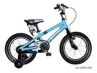 Bicicleta Infantil Royal Baby Freestyle Alloy Unisex Rod 14
