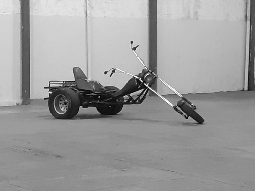 Imagem 1 de 2 de Triciclo Protopipo M Prototipo