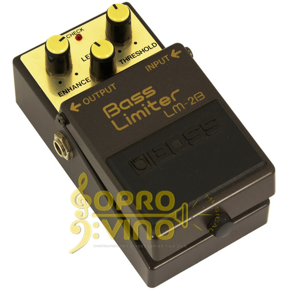 Pedal Contra Baixo Boss Limited Lm2b