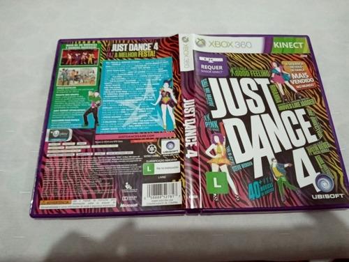 Just Dance 4 Xbox 360 Xbox360 Legendado B17#z