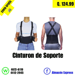 Cinturón De Soporte