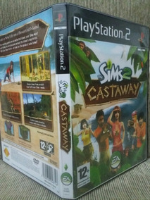 Ps2 The Sims 2 Castaway Para Playstation 2 - Patch