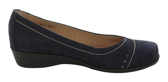 Zapato Conford Para Dama Dorothy Gaynor Azul