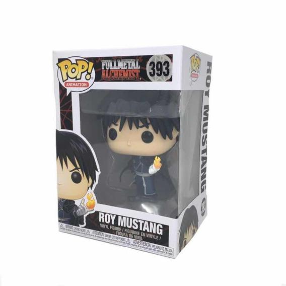 Fullmetal Alchemist Roy Mustang Funko Pop! #393