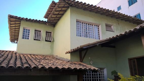 Alugue Casa Com 7 Quartos No Bairro Álvaro Camargos - Scc758