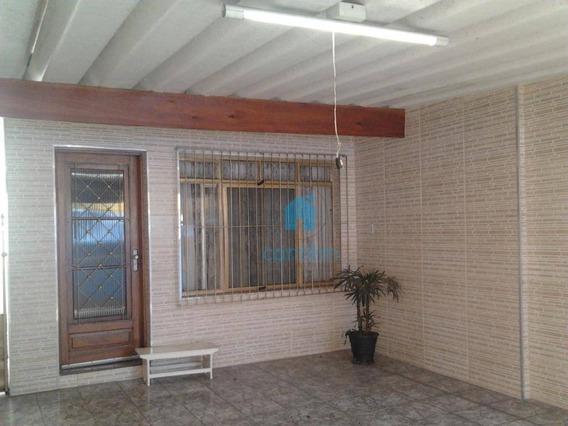 Ca0168- Casa Com 2 Dormitórios À Venda, 152 M² Por R$ 480.000 - Km 18 - Osasco/sp - Ca0168