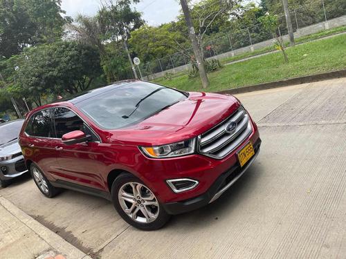 Ford Edge 2017 3.5 Titanium