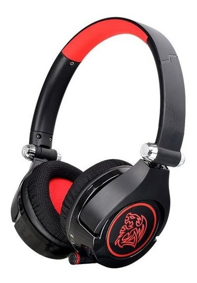 Thermaltake Cronos Go Black Headset Usb / Ps2