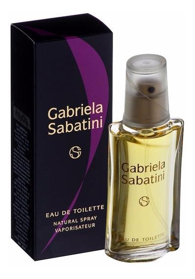 Gabriela Sabatini Eau De Toilette 60ml Feminino Original