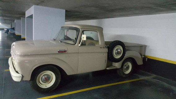 Ford F100 - V8 - Mod 1964