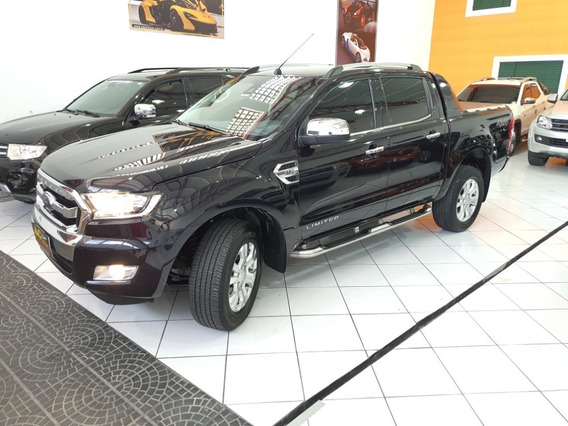 Ford Ranger Limited 2017/2018 Único Dono