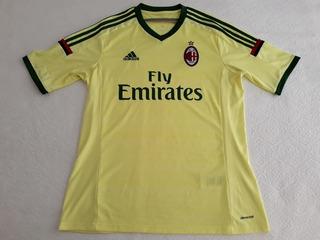 Camisa Milan 2014 adidas Tam G Excelente Estado Colecionador