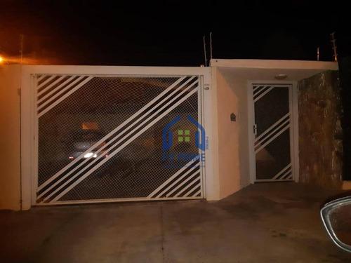 Casa Com 3 Dormitórios À Venda, 190 M² Por R$ 580.000 - Jardim Tarraf Ii - São José Do Rio Preto/sp - Ca2488