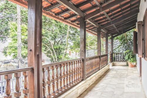 Casa À Venda No Mangabeiras - Código 258102 - 258102
