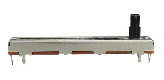 Potenciômetro Deslizante 20k 60mm Percurso 45mm 10 Unidades*