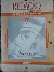 Herminio Sargentim Redaçao Vol 1 Livro Do Professor Completo