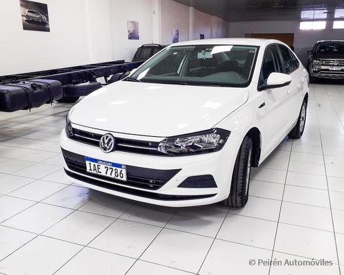 Volkswagen Virtus 1.6 Trendline 2018 Blanco - Ref:1463