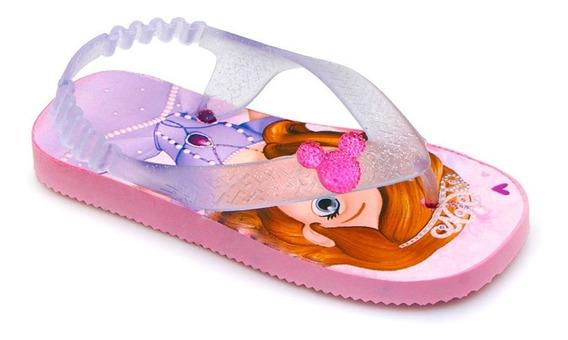 Sandalia Playa Pileta Disney Original Princesa Sofia 940/6