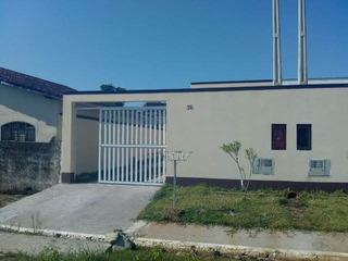 Casa No Litoral-2 Quartos- Itanhaém/sp 4462 Ps