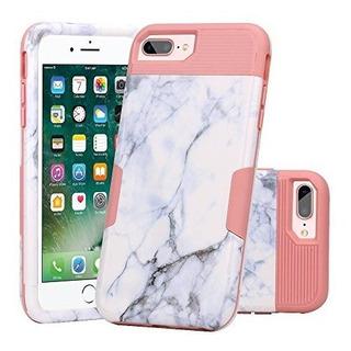 Nokea Carcasa Rãgida Para iPhone 8 Plus Y iPhone 7 Plus D