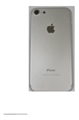 Tapa Trasera Celular iPhone 7 Original Con Logo