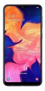 Samsung Galaxy A10 Preto 32gb Tela Infinita De 6,2 Vitrine
