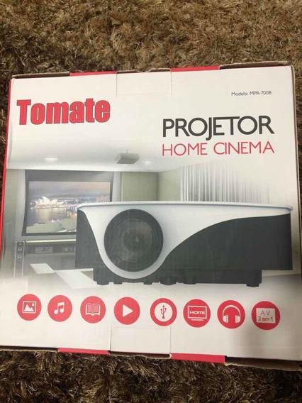 Projetor Home Cinema Mpr-7007 Mpr-7008