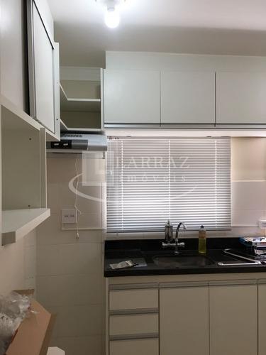 Ótimo Apartamento Para Venda Na Vila Virginia Condominio Vita 1, Com 2 Dormitorios, Completo Em Armários, Portaria 24h E Lazer Completo - Ap01349 - 33817486