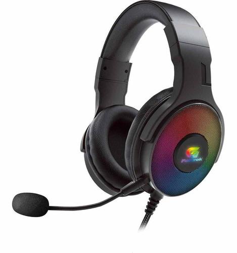Headset Gamer Led Rgb Cruiser 7.1 Usb Preto Fortrek Pc Ps4