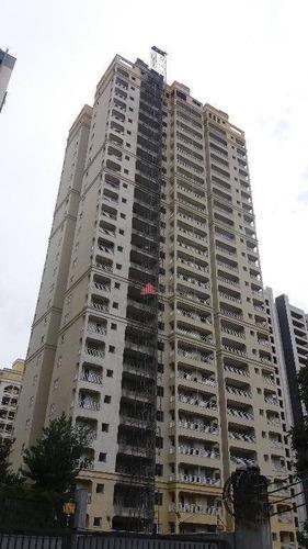 Imagem 1 de 23 de Apartamento Com 2 Dormitórios À Venda, 77 M² Por R$ 521.682,72 - Vila Ema - São José Dos Campos/sp - Ap0716