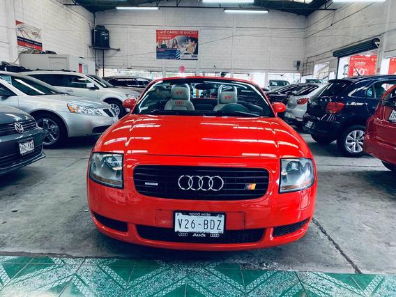 Audi Tt 1.8 Roadster Quattro 6vel 225 Hp At 2003