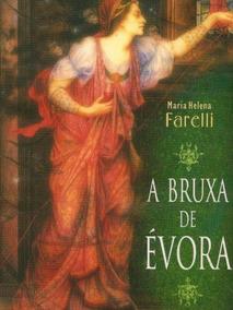Livro Bruxa De Evora