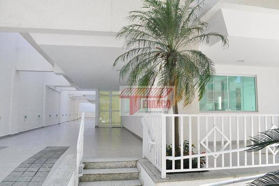 Apartamento Com 3 Dormitórios À Venda, 84 M² Por R$ 420.000 - Vila Gilda - Santo André/sp - Ap2453