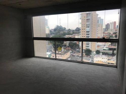 Ed Palacium - 3 Dormitórios À Venda, 160 M² Por R$ 970.000 - Jardim Do Mar - São Bernardo Do Campo/sp - Ap2933