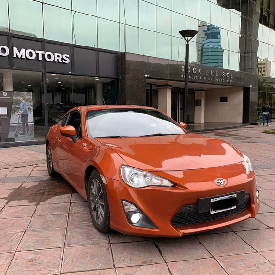 Toyota 86 2.0 Ft Mt Madero Motors 2015